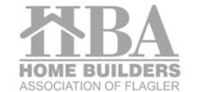 Home Builders Association of Flagler Logo, Palm Coast, Florida | Amaral Homes and Pools