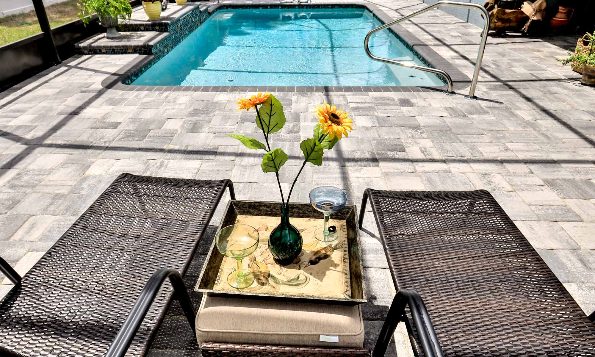 New Pool Construction in Palm Coast | Amaral Homes and Pools